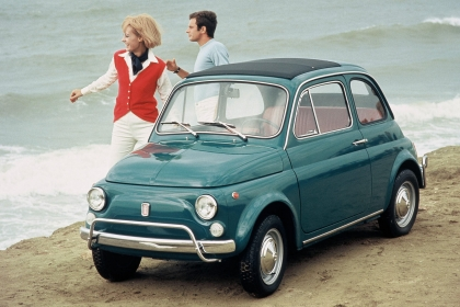 FIAT 500 - 1957 год