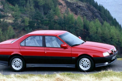 ALFA ROMEO 164 - 1987 год