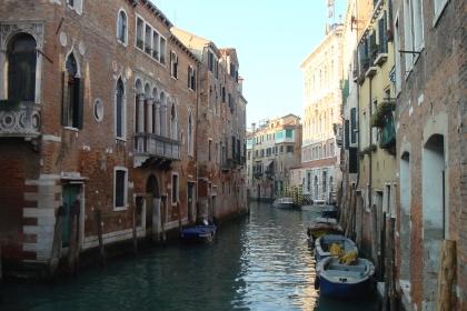 Акварели Венеции