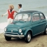 FIAT 500 - 1957 год